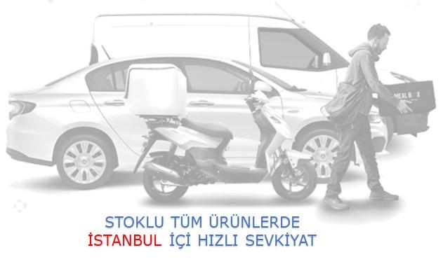 İstanbul Sanayi Sitelerine Hızlı Yedek Parça Bobinaj Malzeme